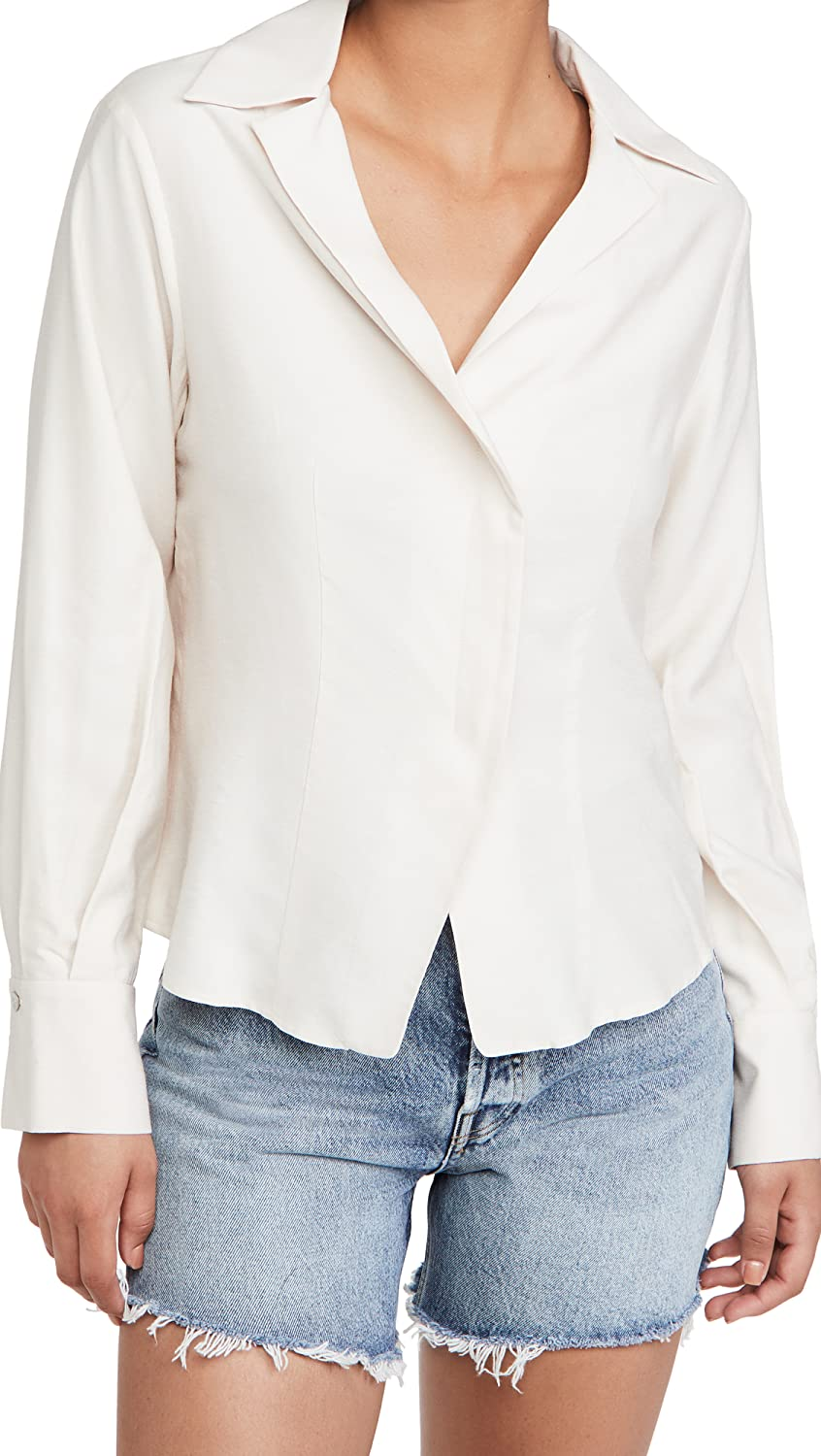 Vince Women's Fitted Blouse