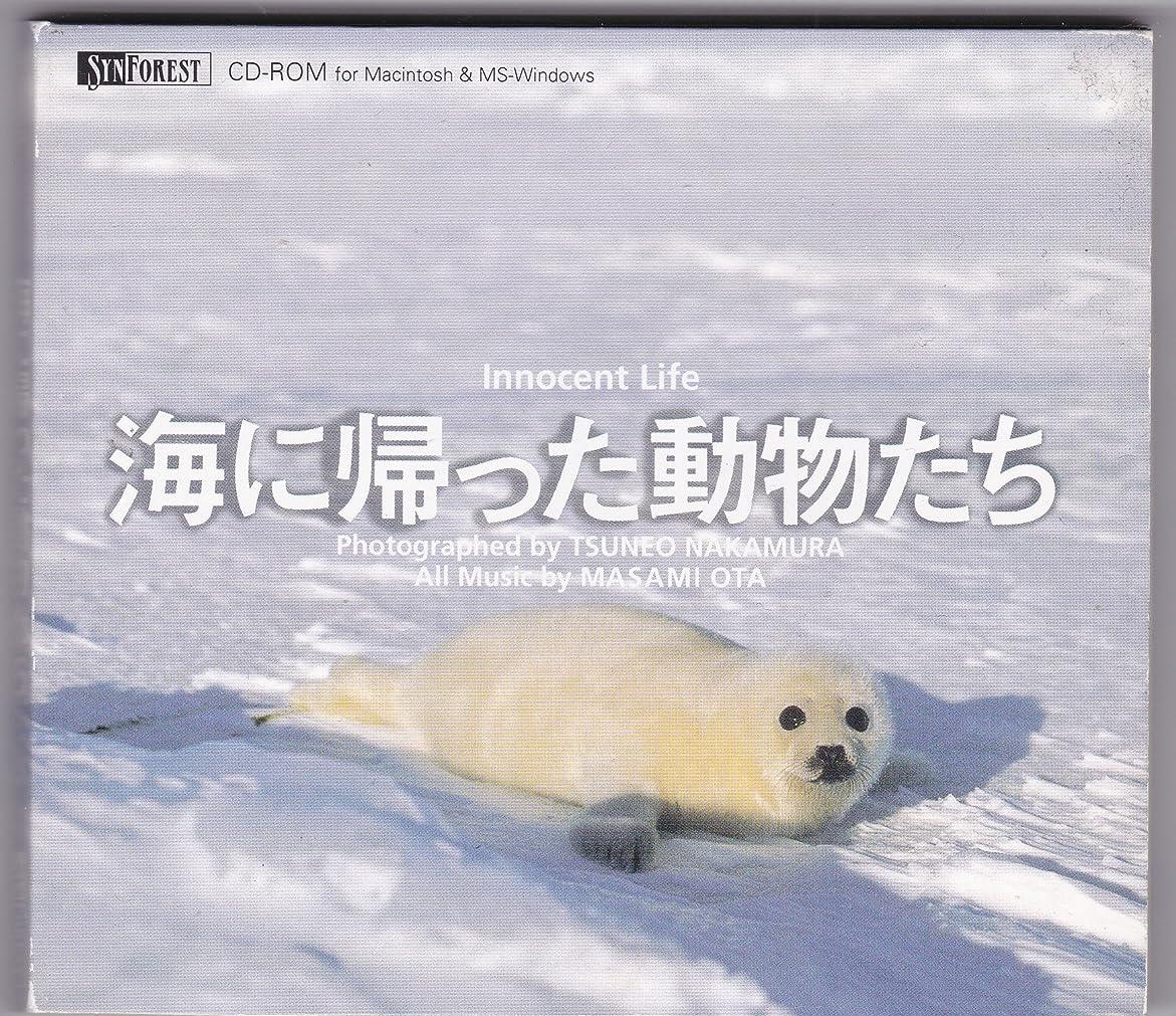 サーバ模倣人柄海に帰った動物たち SF-028 シンフォレスト