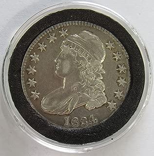 1834 half dollar