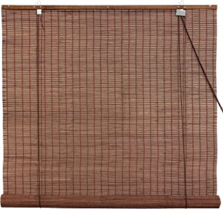 Amazon Com Bamboo Blinds Shades Window Treatments Home Kitchen