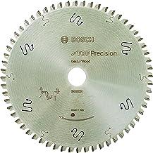 Bosch 2608642103 dairesel testere bıçağı, ahşap için en iyisi, 305 x 30 x 2,3 mm, Z72WZ