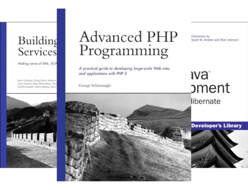 Developer's Library (36 Book Series)