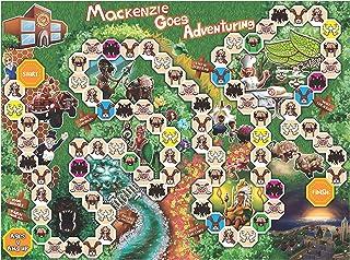 Mackenzie Goes Adventuring Board Game