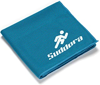 Suddora Cooling Towel - Sports Towel for Gym, Fitness Classes & Yoga