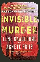 Invisible Murder (A Nina Borg Novel)