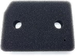 Filter für Miele 9164761 Trockner Wärmepumpentrockner | Fein-Grob | 207 x 157 x 30mm | Schwammfilter Filtermatte Kondenstrockner Fusselfilter Schaumstoff Schaumfilter Sponge 1 Stück