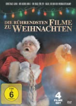 Die rührendsten Filme zu Weihnachten : A Christmas Carol (Die Nacht vor Weihnachten) - Der kleine Lord 2 - Ein Engel für Eve - Hallo, ich bin der Weihnachtsmann [Alemania] [DVD]