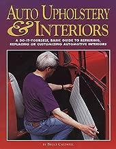 Auto Upholstery & Interiors (HPBOOKS 1265)