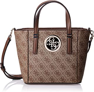 Guess Womens Tote Bag, Brown - SG718677