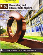 Best elementary and intermediate algebra 5th edition Reviews