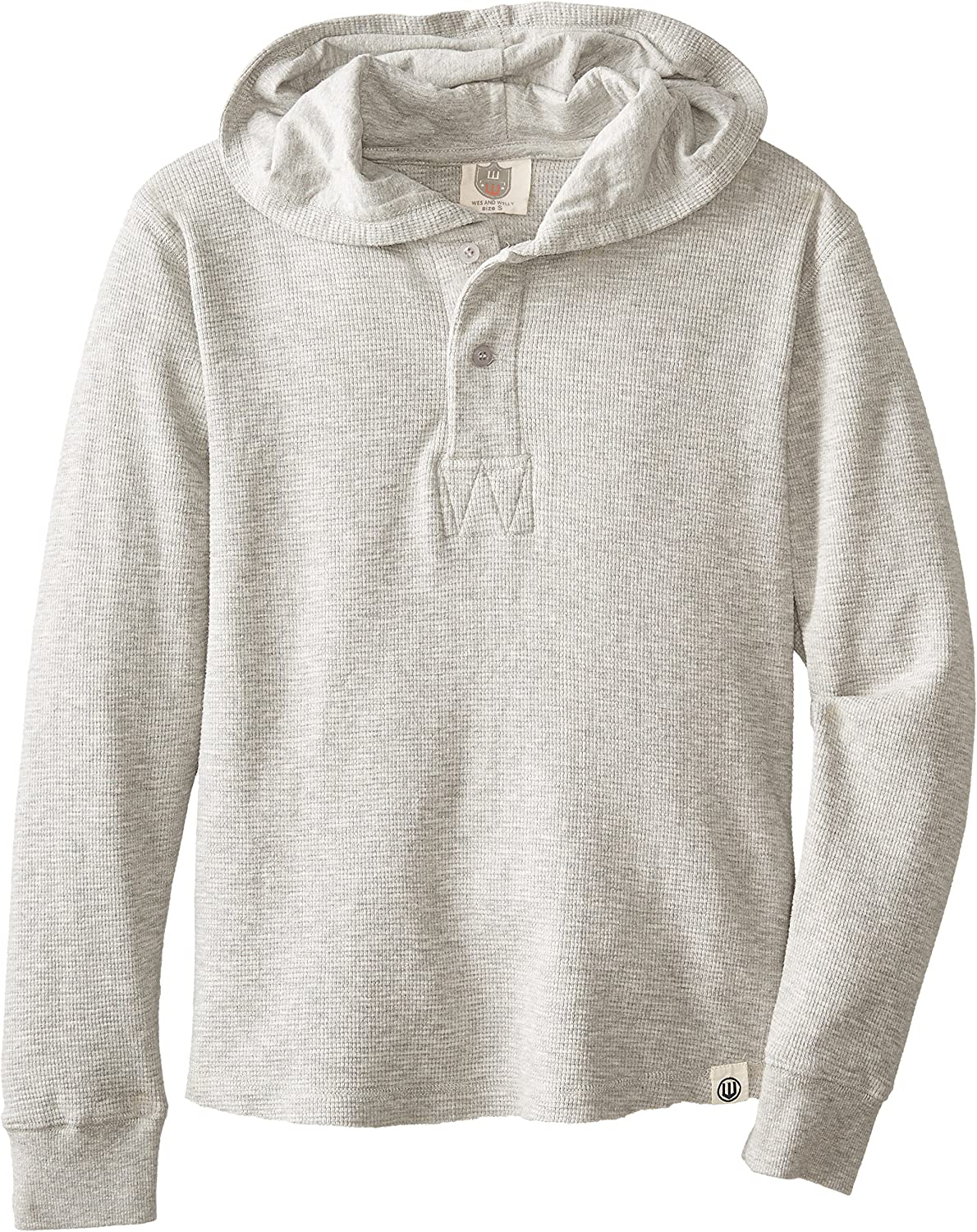 Wes & Willy Big Boys' Heather Thermal