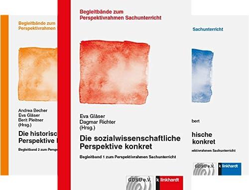 Begleitbände zum Perspektivrahmen Sachunterricht (Reihe in 5 Bänden)
