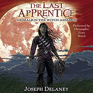 Grimalkin the Witch Assassin: The Last Apprentice, Book 9
