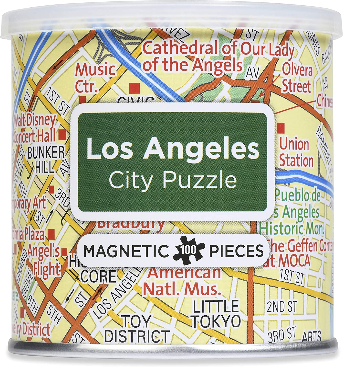 Magnetic Puzzle San Diego