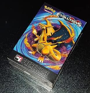 Pokemon TCG: XY Evolutions Prerelease Pack