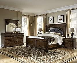 Pulaski Durango Ridge 4 Piece Bedroom Set, Queen