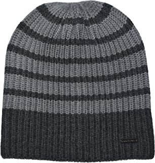 Stripe Blaze Knit Hat MK Mens Cap