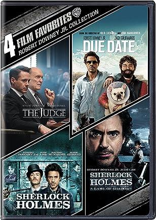 4 Film Favorites: Robert Downey JR