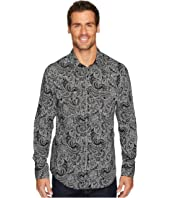 Rock and Roll Cowboy - Long Sleeve Snap B2S4121