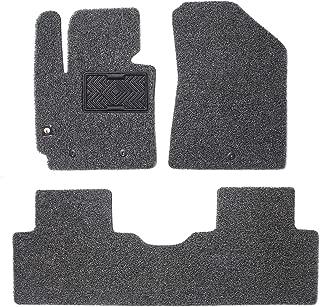 MACHA All Weather/Waterproof Coil CAR Floor MATS for Hyundai and Kia Motors - (Soul 2013.Oct~ 2019.Feb, Gray)