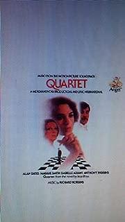 Quartet Merchant Ivory Film