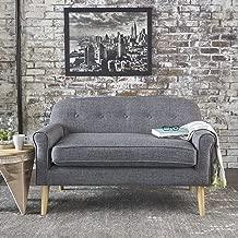 grey loveseat sofa bed