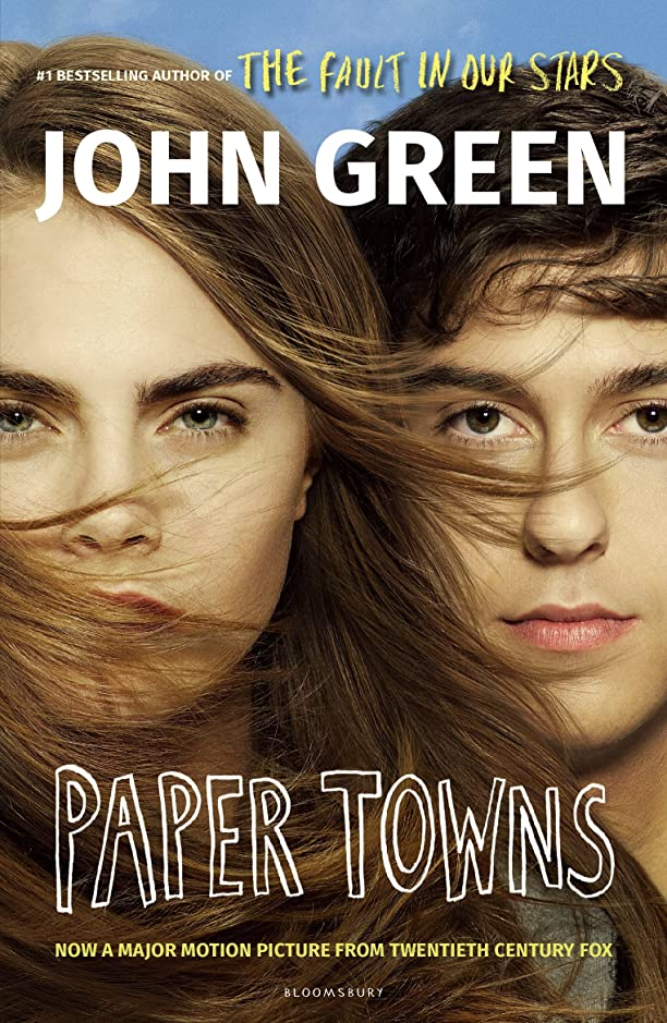 韓国語無しエコーPaper Towns (English Edition)
