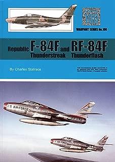 WPT100 Warpaint Books - Republic F-84F Thunderstreak and RF-84F Thunderflash