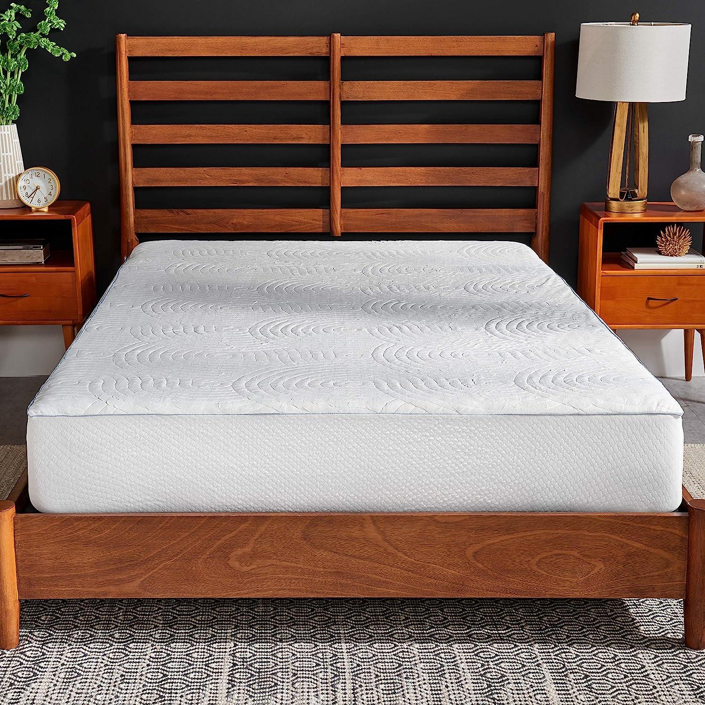 Tempur-Pedic Cool Luxury Mattress Protector Wh Minneapolis Mall King California Manufacturer regenerated product