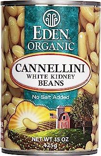 Eden Foods Organic White Kidney Beans, 15 oz