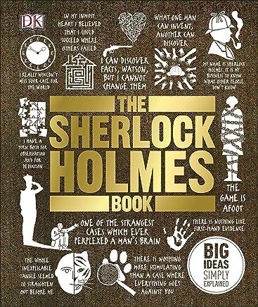 英文原版 The Sherlock Holmes Book 福尔摩斯 DK百科