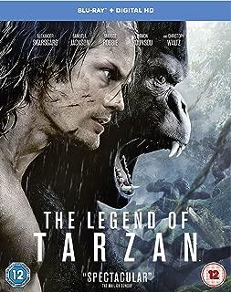 The Legend of Tarzan Includes Digital Download  2016  Region Free