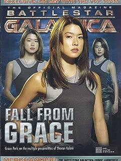 Battlestar Galactica Magazine # 5 (June/July 2006,Grace Park)