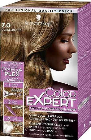 Schwarzkopf color expert dunkelblond