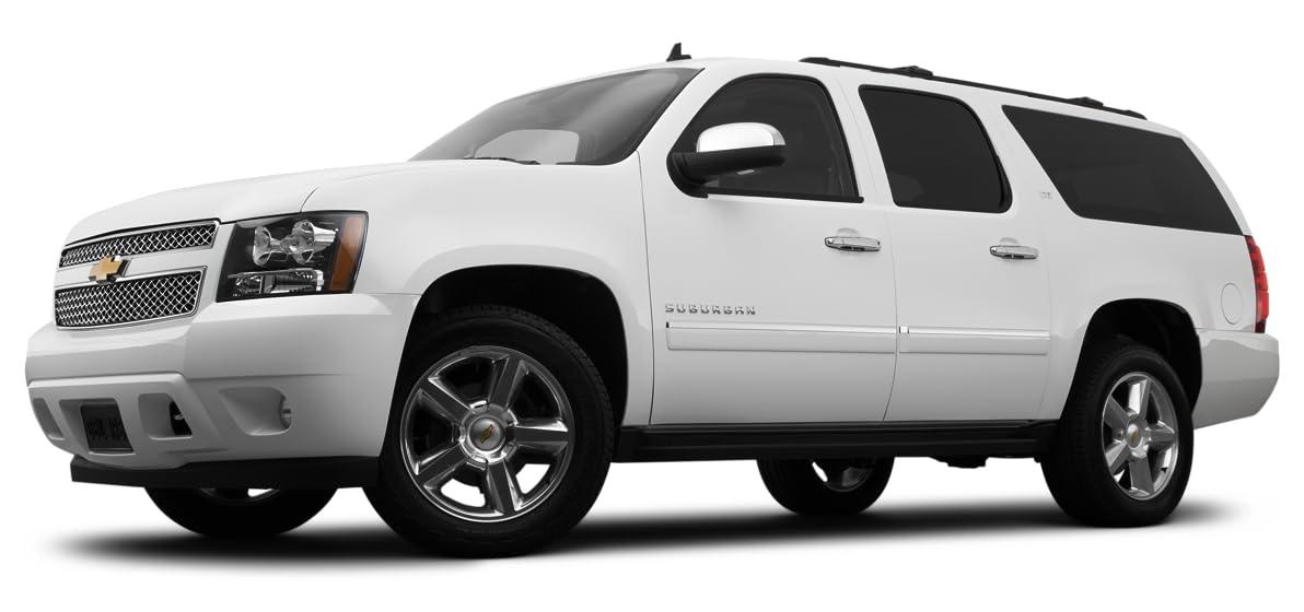 Amazon.com: 2014 Chevrolet Suburban 1500 reseñas, imágenes y ...