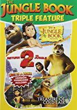 The Jungle Book: The Movie / The Jungle Book: Return 2 the Jungle/ The Jungle Book: The Treasure Of Cold Lair