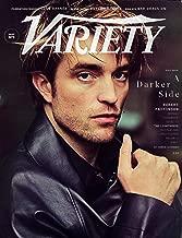 VARIETY Magazine (September 3, 2019) ROBERT PATTISON Cover, THE LIGHTHOUSE
