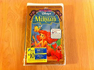 Best little mermaid vhs special edition Reviews