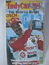 IndyCar '93 The Official Review of the 1993 IndyCar World Series VHS