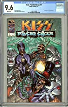 Kiss Psycho Circus #1 CGC 9.6 White Pages (1997) 1992179008