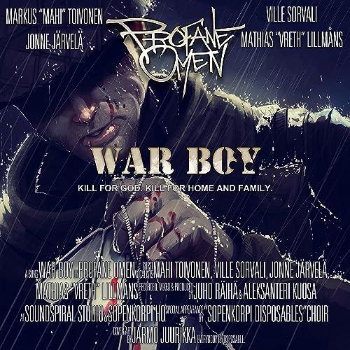 War Boy by Ville Sorvali, Jonne Järvelä & Mathias