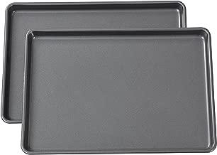 Wilton 2105-5747Juego de bandejas para hornear 2piezas para capas fáciles