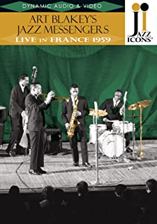 Jazz Icons: Art Blakey's Jazz Messengers - Live in France 1959[DVD] [Import]