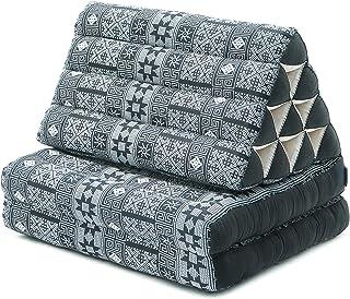 88,9/x 88,9/cm Grand format Coussin pour chien/ Grande housse de coussin de sol carr/ée avec un motif de mandala indien et /él/éphant