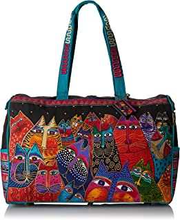 laurel burch travel bag