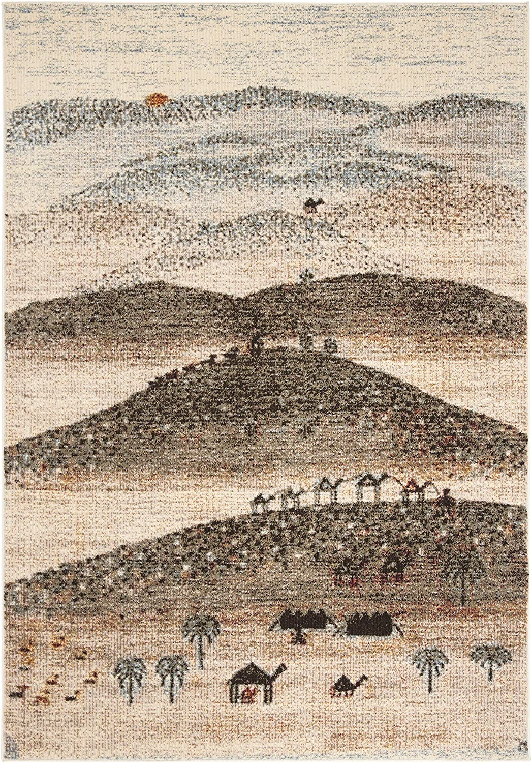 Safavieh Gabbeh Collection Discount is also underway Today's only GAB547A Rustic Desert Rug Area Boho