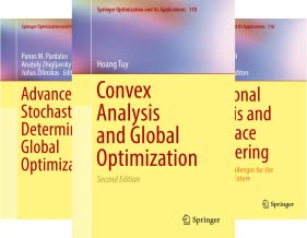 Springer Optimization and Its Applications (101-150) (50 Book Series)