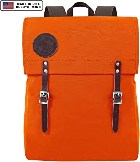Duluth Pack Scoutmaster Pack (Orange)