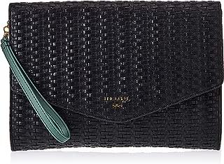 TED BAKER Womens Rafya Wallet, BLACK - MEADOWS 155328-BLACK