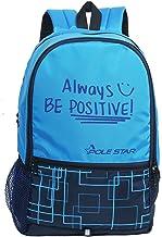 POLESTAR Hero 32 Lt Sky & Navy Casual Backpack/Day Pack Bag